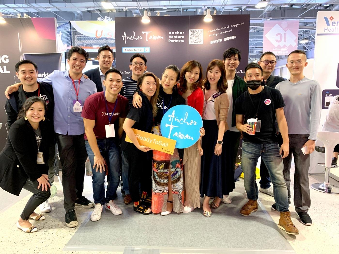 Anchor Taiwan 打造台灣新創生態系