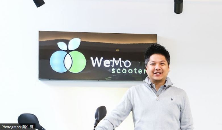 WeMo Scooter Founder says His Electric Scooter Sharing Company is Helping to Improve the Environment