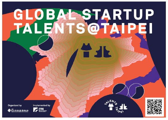 Applications are now open for 4th edition of Talents Taipei 2020 program