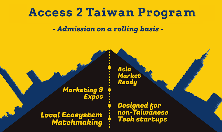 Access to Taiwan - A2T Program 2020