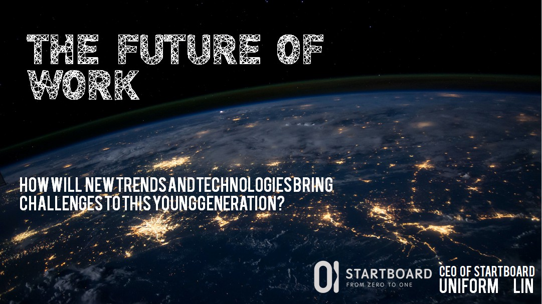 How will new trends and technologies bring challenges to this young generation?