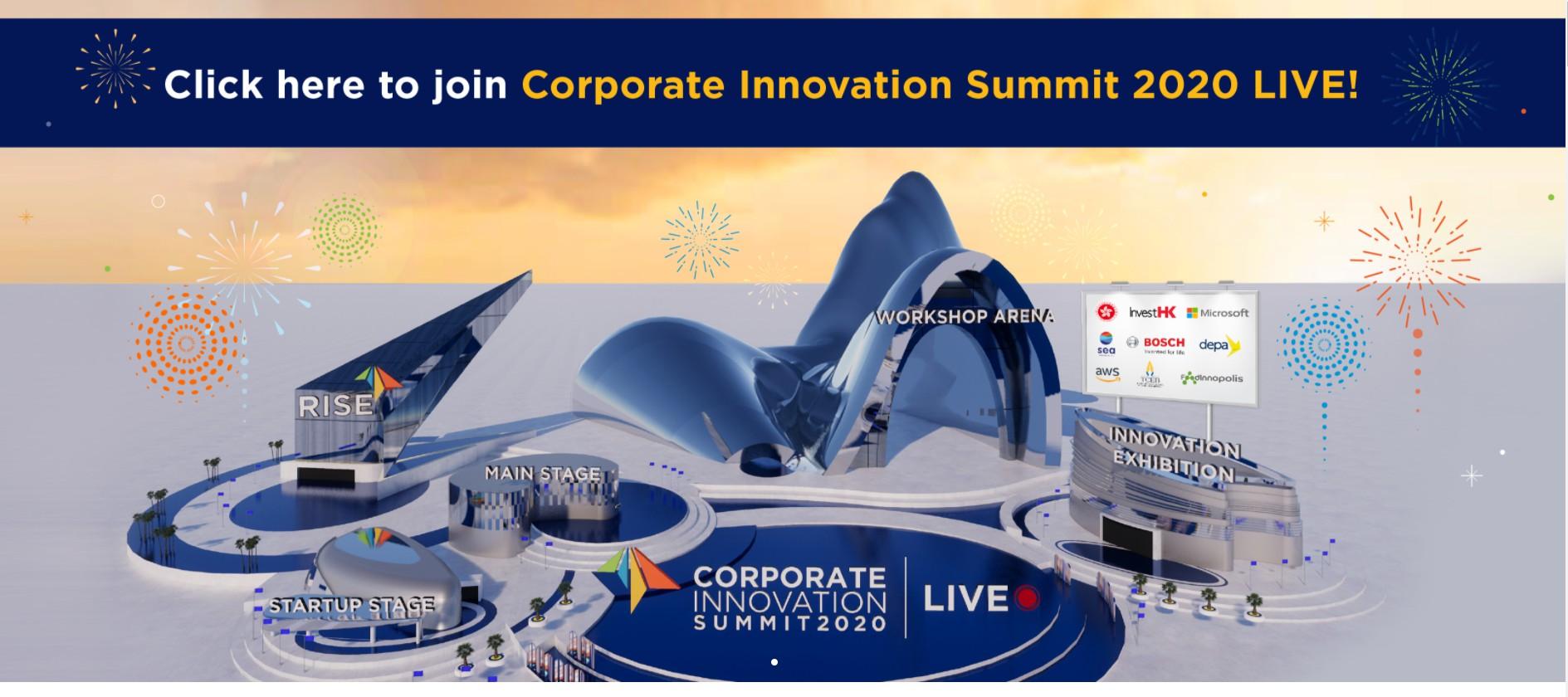 2020 Thailand Corporate Innovation Summit