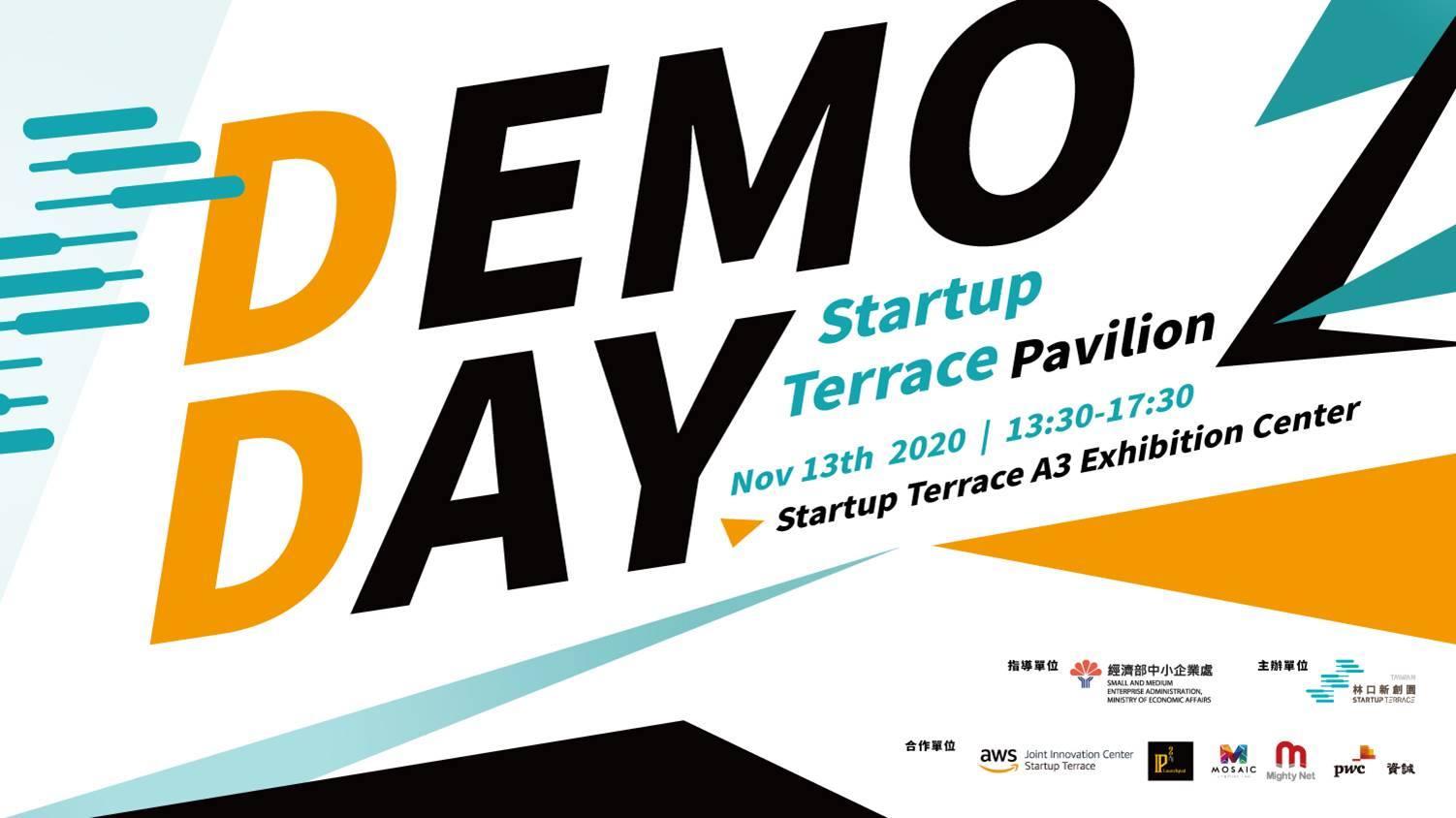 InnoVEX 2020 Startup Terrace Pavilion Demo Day