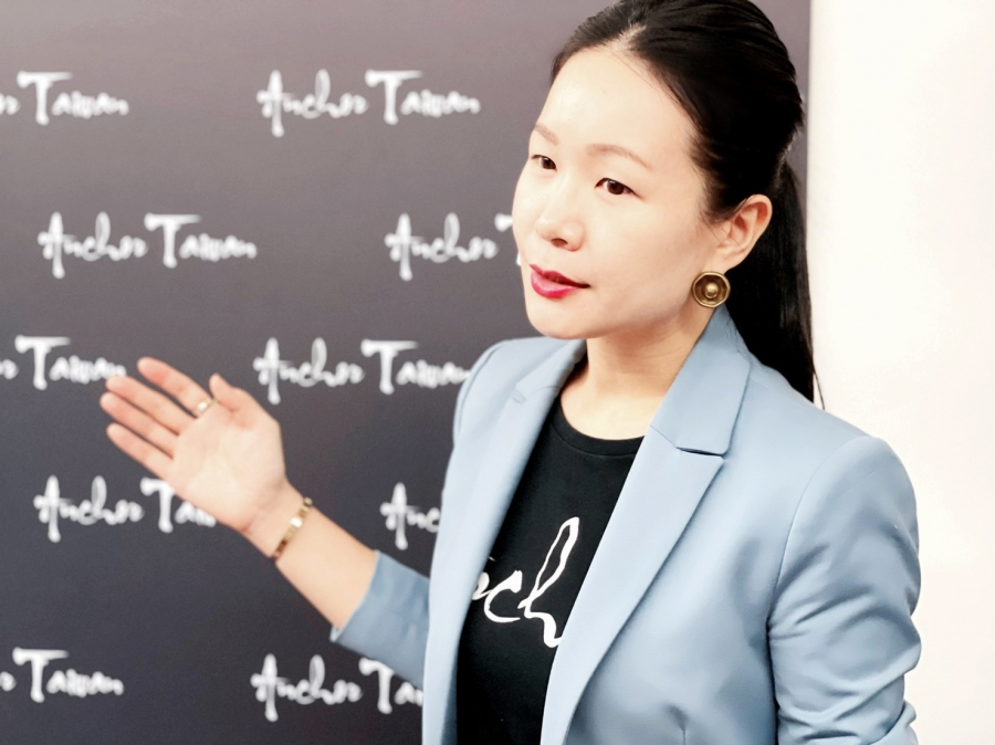 How she brings the global talents and international resource back to Taiwan: Interview with founder of Anchor Taiwan Elisa Chiu