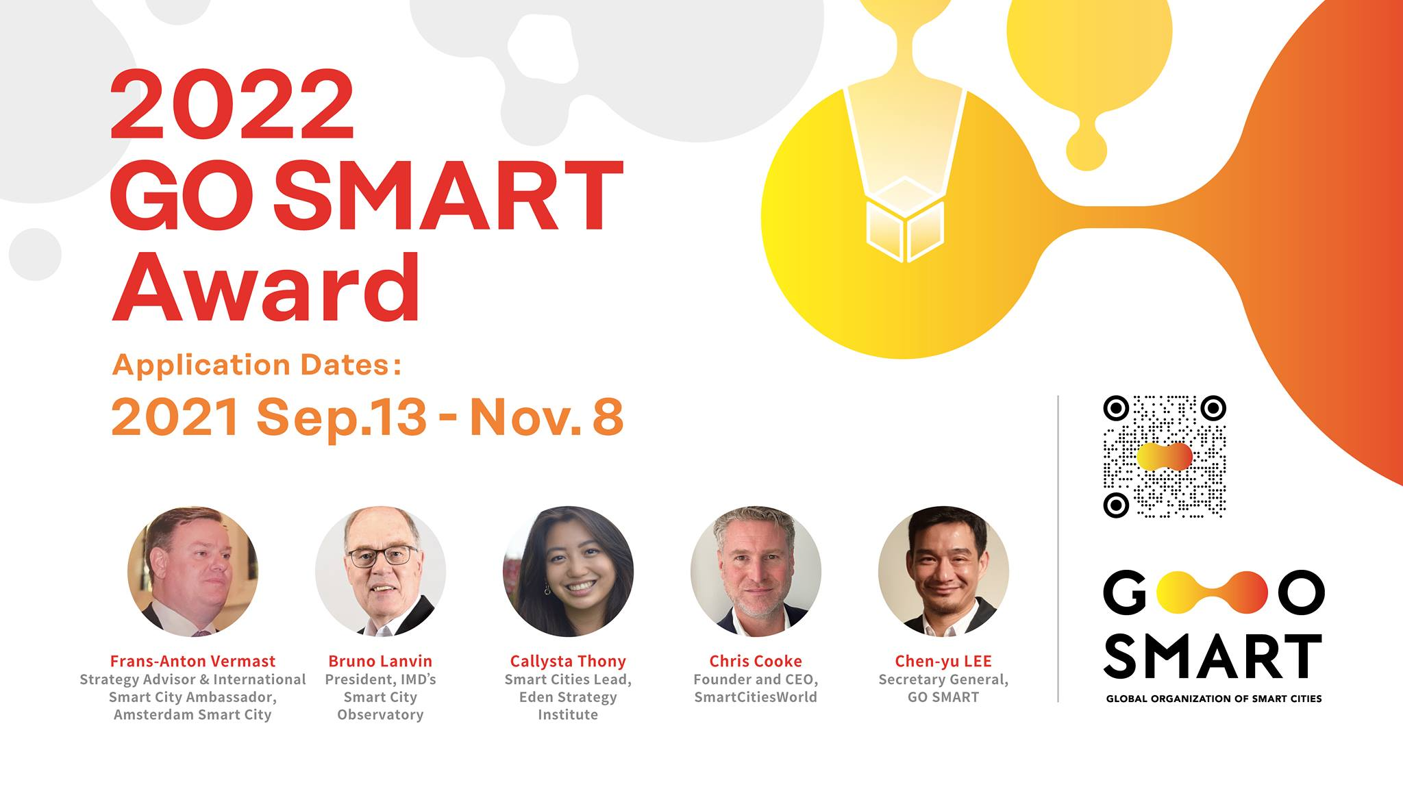2022 GO SMART Award Call for Solutions